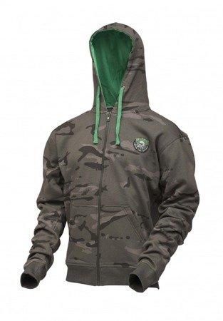 Bluza DAM MADCAT CamoFish Zip Hoodie XL