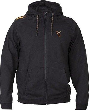 Bluza Fox Collection Orange & Black Lightweight Hoodie XL