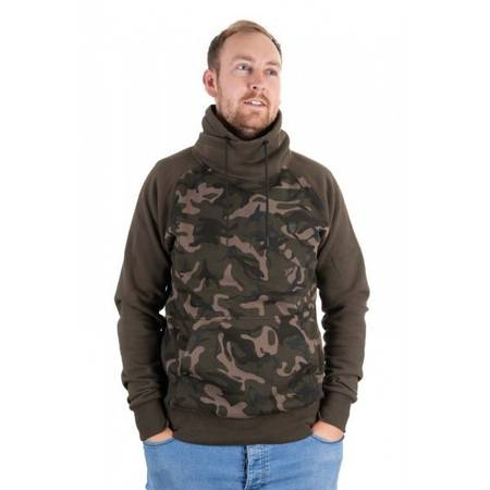 Bluza Fox High Neck Khaki \ Camo - M