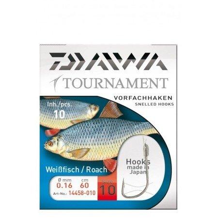 Haki z przyponami Daiwa Tournament Biała Ryba nr 16