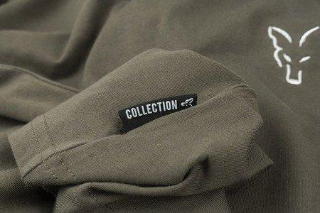 Koszulka FOX Collection Green & Silver T-shirt XL