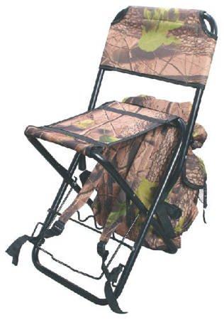 Krzesło z plecakiem Konger Nr 9