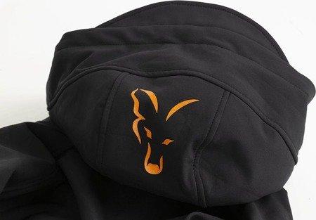 Kurtka SoftShell Fox Collection Orange & Black Shell Hoodie M