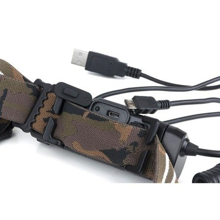 Latarka Fox Halo™ AL350C Headtorch