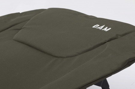 Łóżko DAM ECO Bedchair 6-leg Steel