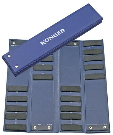 Portfel na przypony Konger 38 cm Method Feeder