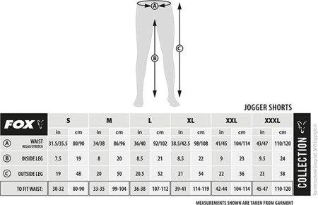 Spodenki Fox Collection Green & Silver Lightweight Shorts L