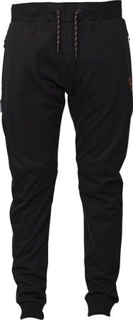Spodnie Fox Collection Orange & Black Lightweight Joggers M