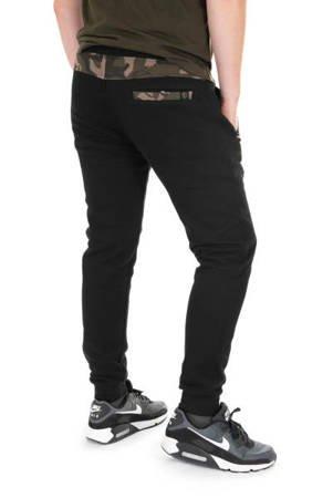 Spodnie Joggery Fox Print Black \ Camo - M