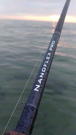 Wędka spinningowa DAM NANOFLEX PRO 2.40M / 20-50G