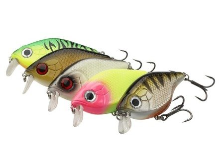 Wobler sumowy DAM MADCAT TIGHT-S SHALLOW 65g Firetiger